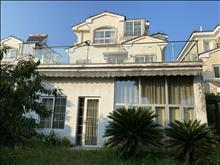 盛世明珠园 独栋别墅650万 4室3厅3卫 精装修 ,超大花园500平直接临湖