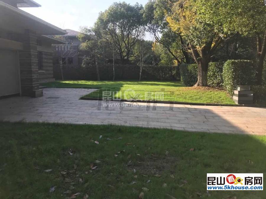 大自然花园 1500万 5室3厅4卫 毛坯 业主诚售, 高性价比