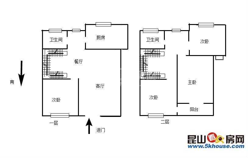 锦溪花园电梯91平米带阁楼38平米 155万 4室2厅2卫 精装修 带学位业主诚心出售