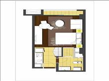 房子好不好,看了就知道,弥敦城 1900元月 1室1厅1卫,1室1厅1卫 精装修