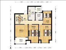大产权小,可逸兰亭 152万 3室2厅1卫 简单装修 你说值吗?