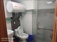 花桥地铁站 附近一室一厅出租,押一付一,求干净整洁租客洁