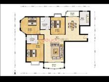 長江花園 256萬 3室2廳2衛 精裝修 低價出售,房主誠售