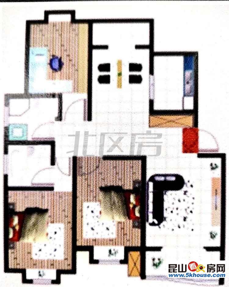 蓬曦 園  c3區大套   精裝修大車庫24平方  學區可用