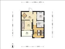 干凈整潔,隨時入住,中科花苑中科苑 1800元月 2室1廳1衛,2室1廳1衛 簡單裝修