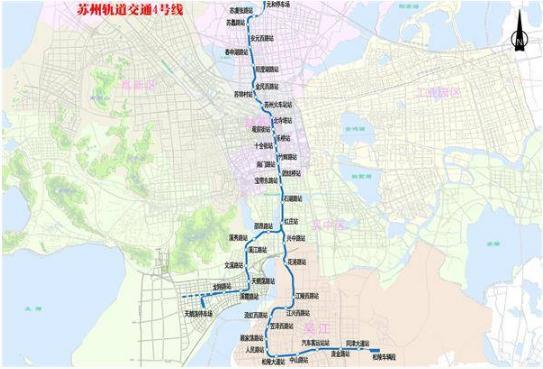 花桥地铁S1线规划方案已经亮相,昆山,下一步就是 撤市设区 了图片