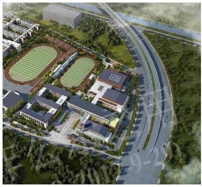 昆山娄江中学扩建!规划方案已经公示!