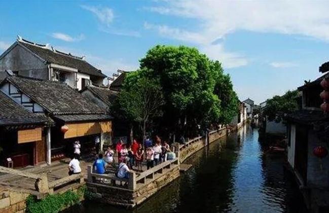 苏州公布首批市级特色小镇,昆山周庄榜上有名!还有这9个小镇将迎来大发展!