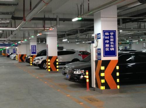 市住建局 检查大型商业体和物管小区地下停车场现在进行!