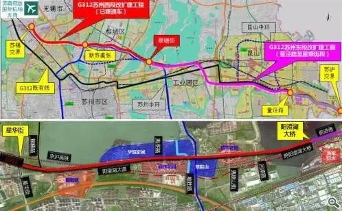 大局已定!苏昆沪同城再升级,国道、地铁S1…昆山交通大爆发