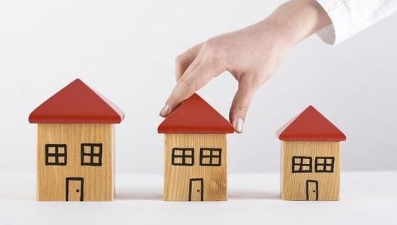 现在的人均住房建筑面积是以前的5倍