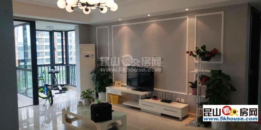 业主出售珠江御景 242万 3室2厅2卫 精装修 ,稀缺超低价