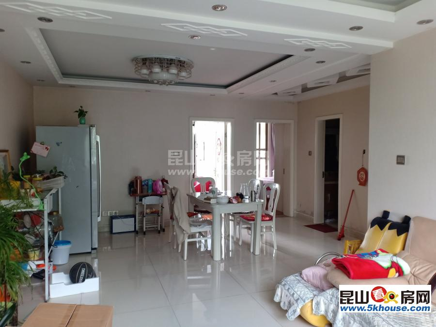 富泽苑 2室2厅2卫 88.4平,精装修装