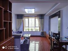 汇景公寓,精装修顶楼复式3房2卫,送一个超大阳光房,满两年