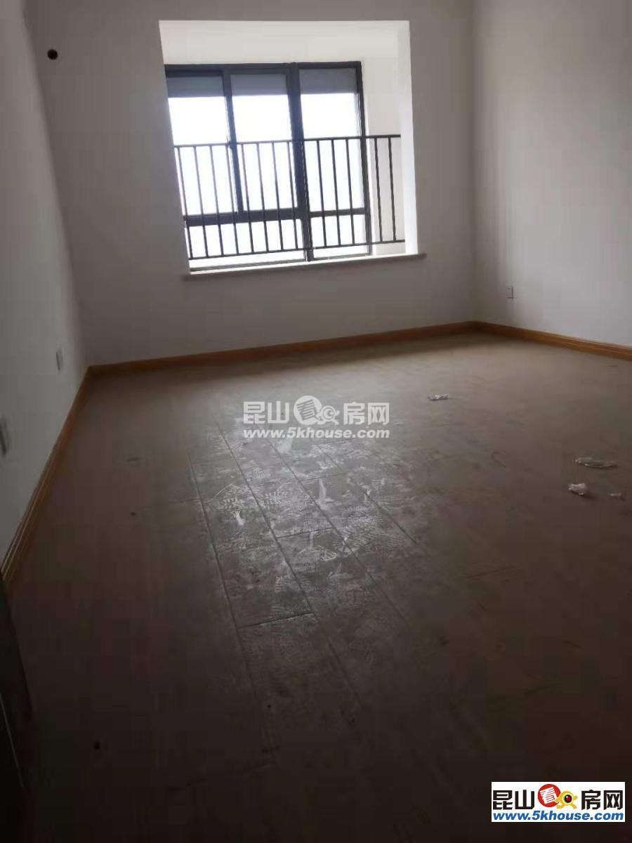 滨江裕花园89平三房精装满二中间楼层房东急售随时可看房