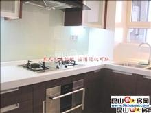 滨江裕花园 136万 3室2厅2卫 豪华装修 ,难得的好户型诚售