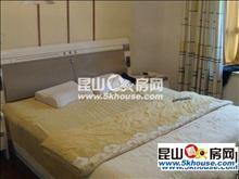 常发香城湾 85万 3室2厅1卫 精装修位置好、格局超棒、现在空置、随时入住