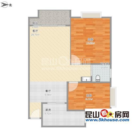 江南境秀 390万 3室2厅2卫 毛坯 您看过吗真实房源独家有钥匙