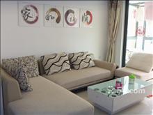 店长重点新城域花园 120万 2室2厅1卫 精装修 ,环境优雅