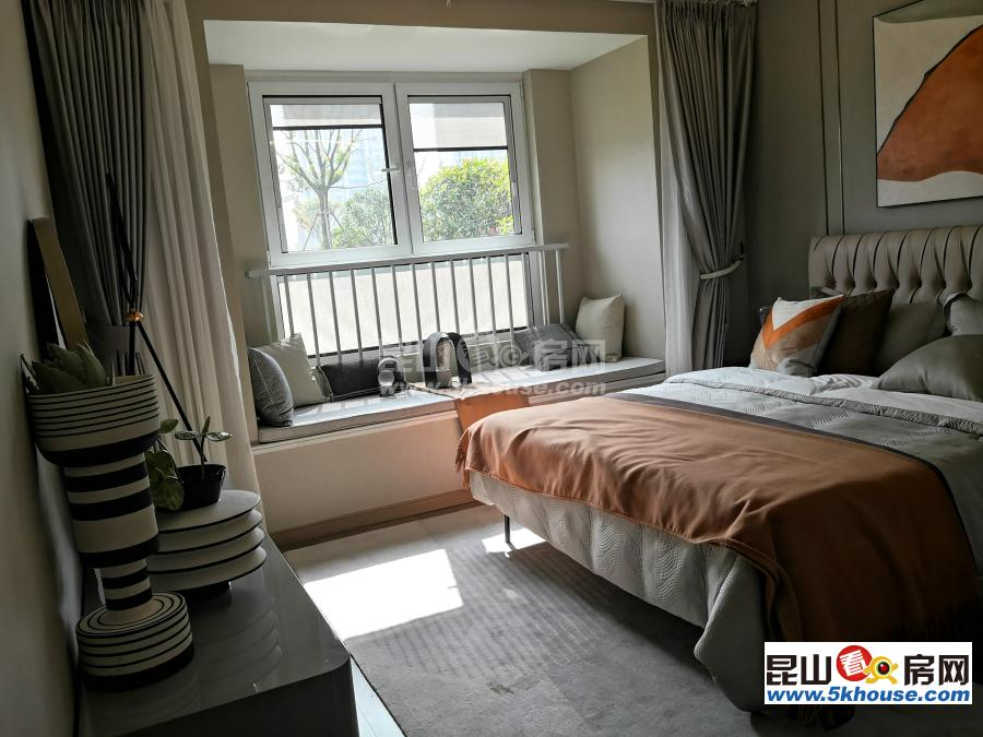 朗诗朗悦花园 278万 4室2厅2卫 精装修 适合和人多的家庭