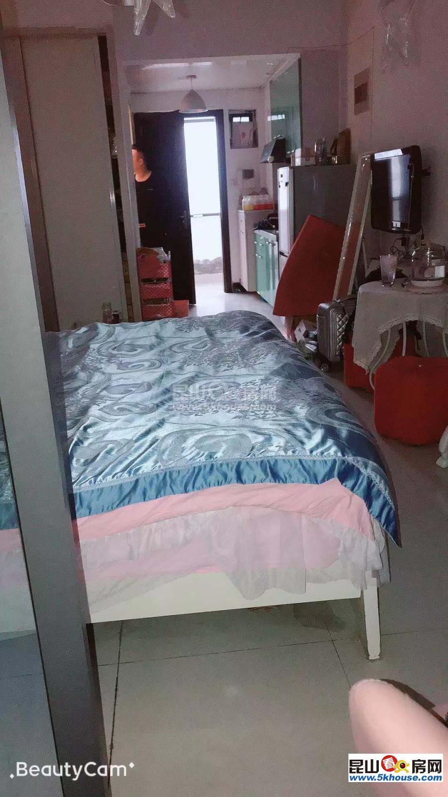 凯迪城 朝南精装公寓 阳光充足 租金1800可谈 随时入住