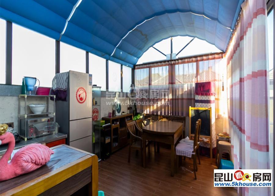 岛尚溪园少有在售上叠别墅精装修25万产证满两年