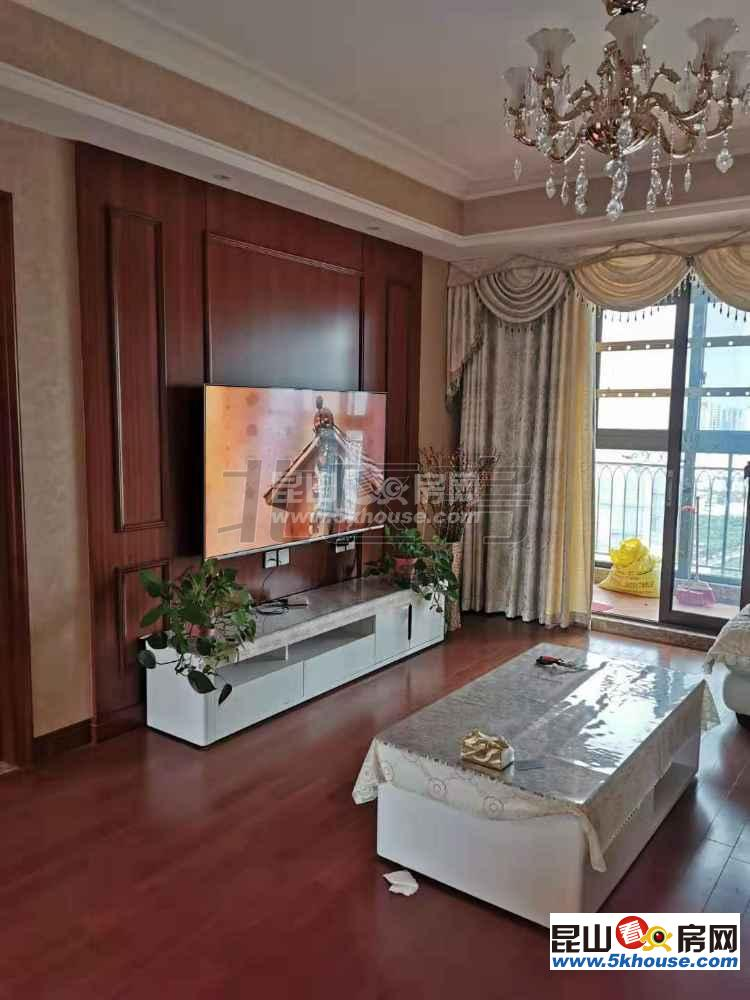 楼层好,视野广,学位房出售,玖珑湾 330万 4室2厅2卫 豪华装修