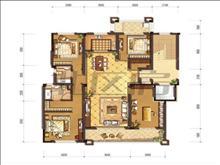 坐看假山美景,昆玉九里 680万 4室2厅2卫 豪华装修 ,看花园的中心
