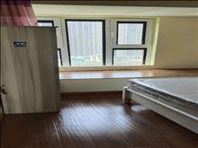 浦西玫瑰园2100元月 2室1厅1卫 精装修 超大阳台,小区有泳池