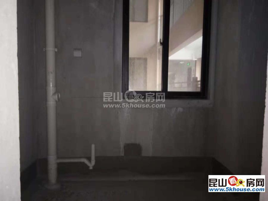祥瑞香逸尚城 115万 2室2厅1卫 毛坯 ,现在出售