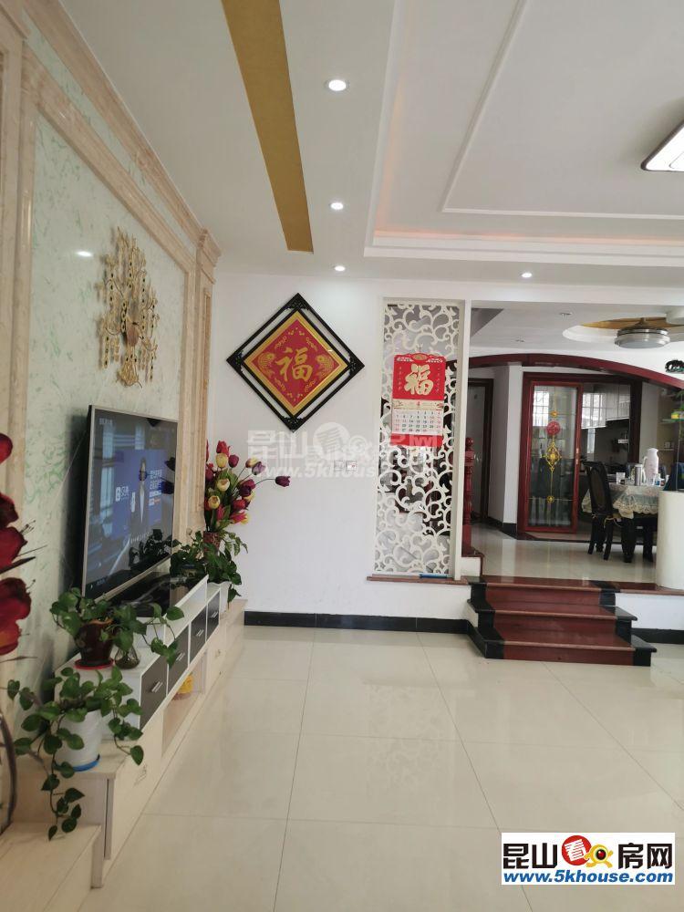 高档小区锦绣蓝湾 480万 4室2厅3卫 精装修 ,性价比超高