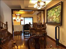 锦溪 岛尚溪园,全新精装修东边套,大花园120平,房东诚心出售