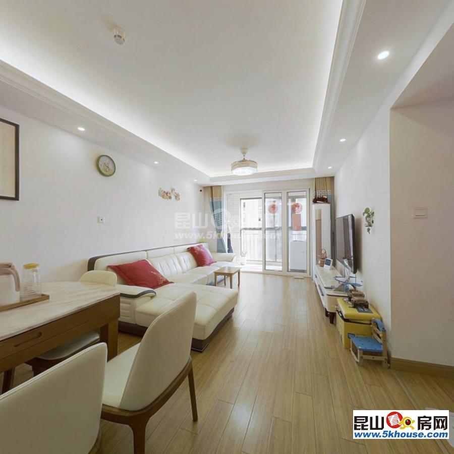 房东置换 诚心出售 3室2厅 中等楼层 采光好  得房率高