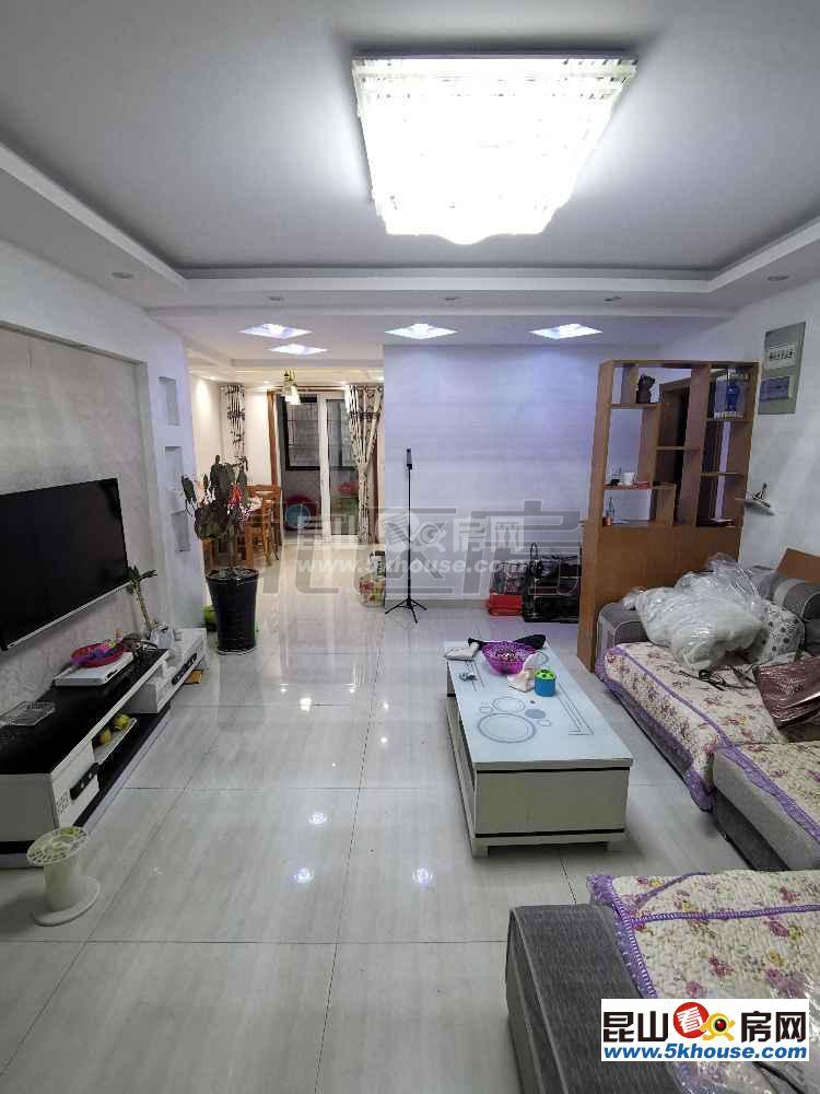 房主出售海上印象花园 160万 3室2厅2卫 精装修 ,潜力超低价