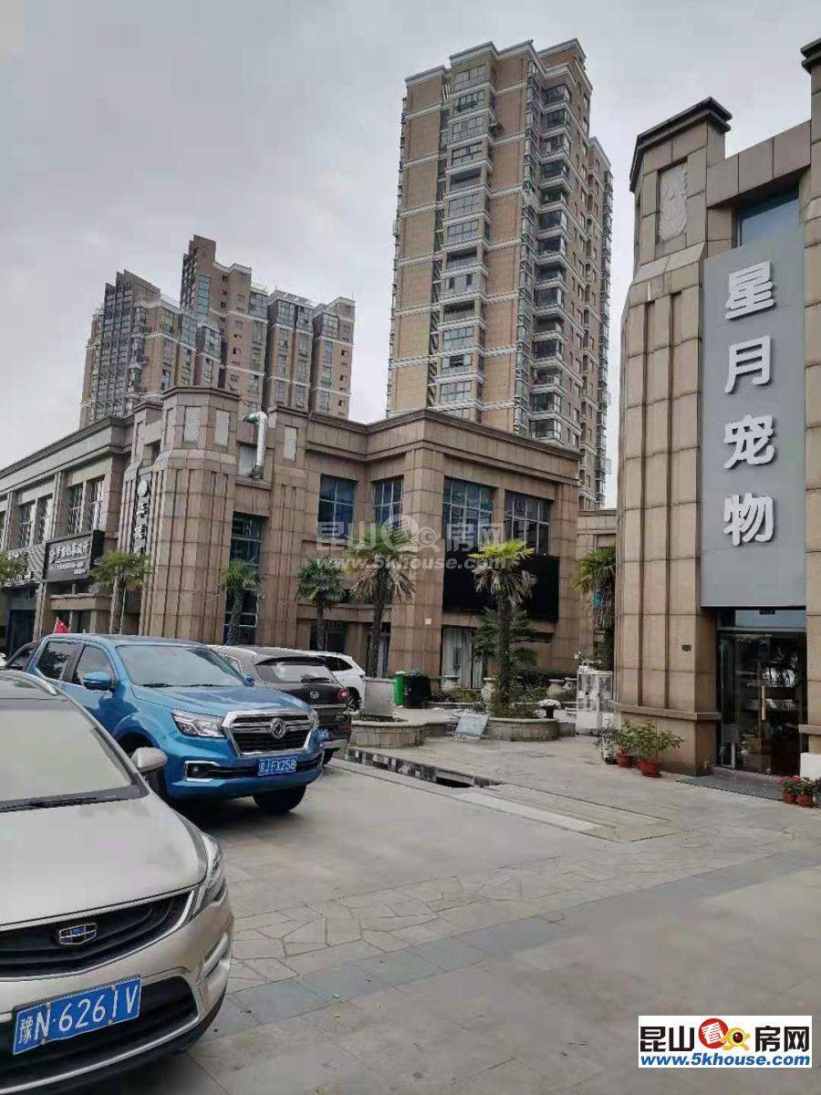 沿沪大道国际华城商铺出租 面积100到300平米不等 租金6万元起