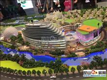 花桥梦世界,第2迪士尼,精装小户型,总价只要60万