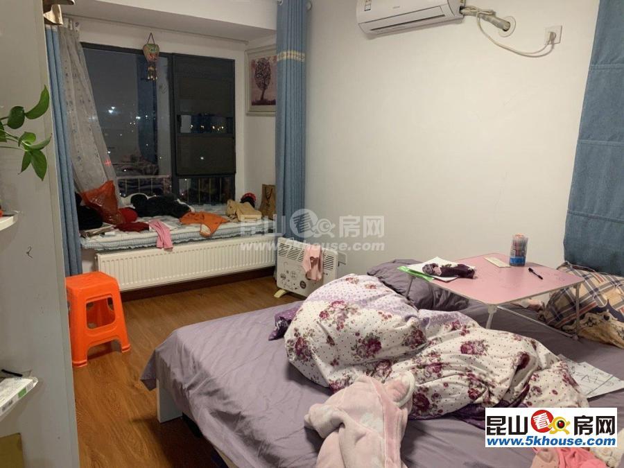 苏尚 家园 精装3房 全屋可调控暖气  品牌家具家电拎包入住