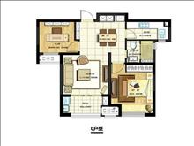 好房出租,居住舒适,可逸兰亭 800元月 2室2厅1卫 毛坯