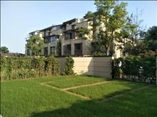 锦溪岛尚、庭院式别墅、面宽7.5米,全南户型、南花园、大露台