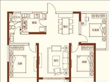 裕元学区经典3房,稀缺户型黄金楼层,房型好,保养得很好机