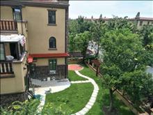 淀山湖畔,上海湾双拼别墅,176平加48平,南花园诚意售,满两年
