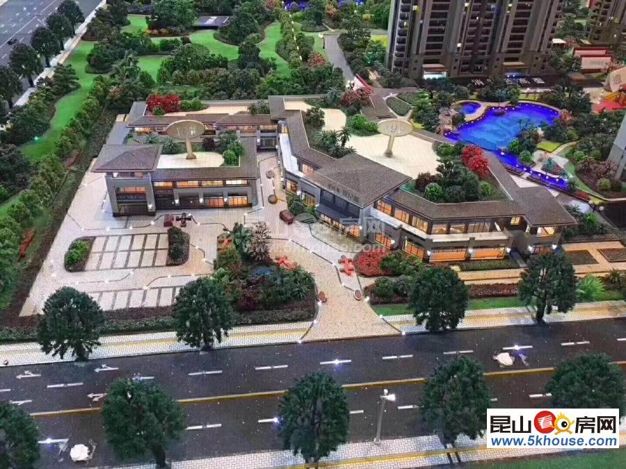 碧桂园一楼沿街住宅商铺 大品牌周边有6个小区人流量