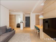 稀缺户型绿地21新城 125万 3室2厅1卫 精装修 ,急售