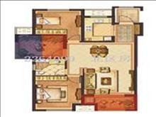公元壹号 138万 3室2厅1卫 毛坯 ,难找的好房子