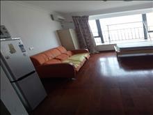 精装一室一厅,家电齐全,环境优美,交通便利