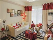 万科、2000元月 2室2厅1卫、精装修、新房首租、家具电器齐全