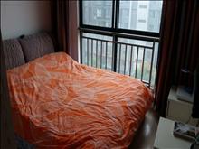 好房出租,居住舒适,绿地启航社 1400元月 1室2厅1卫 精装修