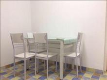 安静小区,低价出租,张浦裕花园 1450元月 1室1厅1卫 精装修