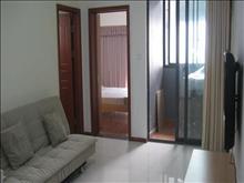 独立的厨房和卫浴(二个阳台,家电设施全配)会展中心对面