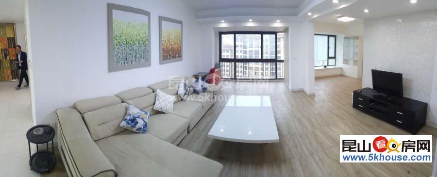 重点,房主急售棕榈湾 280万 4室3厅2卫 精装修